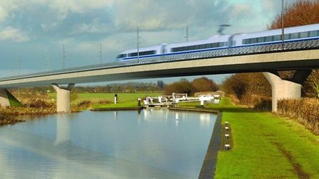 Have your say on the future of HS2