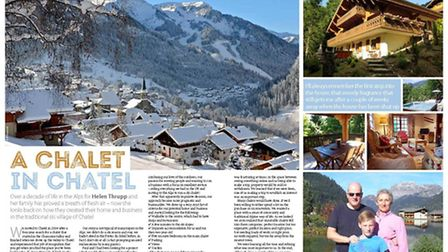A decade in the French Alps