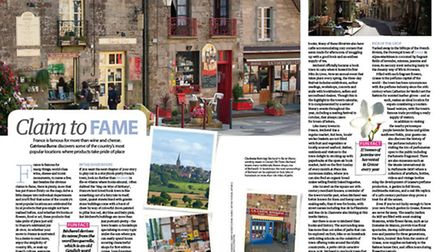 We explore three places in France that are famous for their products