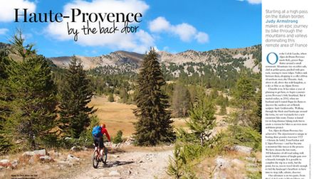 Discover Haute Provence in the April 2017 issue of France Magazine