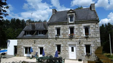 Brittany property for sale at the French Property Exhibition in March