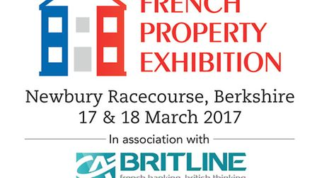 French Property Exhibition at Newbury Racecourse Berkshire 17-18 March