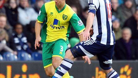 Norwich City defender Steven Whittaker aims to make the most of his latest first team chance. Pictur