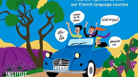 New practical French courses from Institut Francais