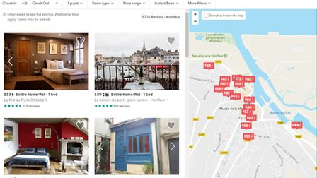 Book a stay in a French person's home with Airbnb