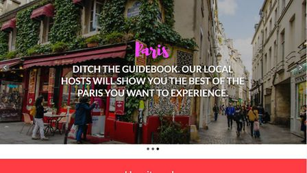 Get an insider's tour of Paris with a local through City Unscripted