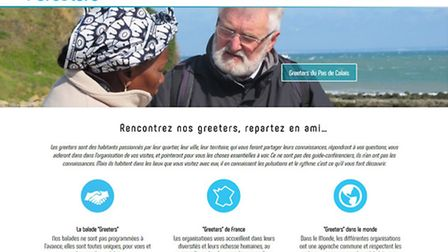 Meet friendly locals who love their town through the Greeters de France network