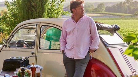 Chef James Martin on his love of France