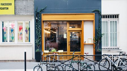 Good food, coffee and service is at the heart of Holybelly in Paris's 10th arrondissement