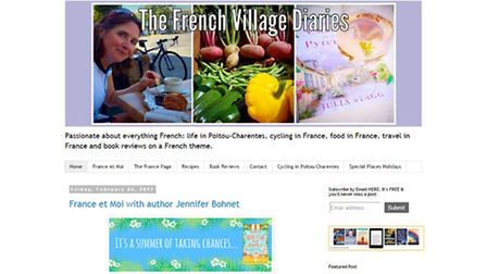 The French Village Diaries celebrates small-town life in France
