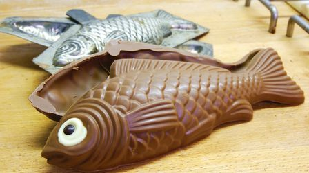 April Fool's Day in France is known as le poisson d'avril © Mikael Lever / Fotolia
