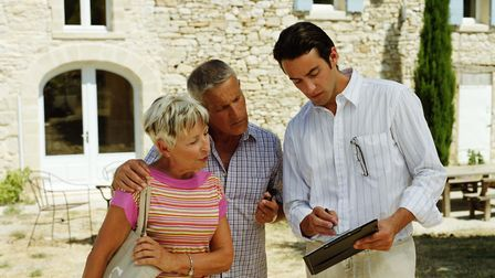 Structuring a French property purchase © Digital Vision / Thinkstockphotos