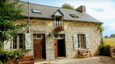 Cottage in Morbihan from Agence Arguenon