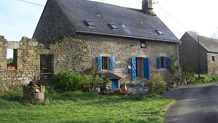 Rural property in Morbihan from JB French Houses
