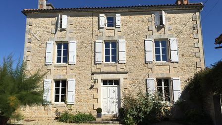 Grand property in Charente from Properties in Charente
