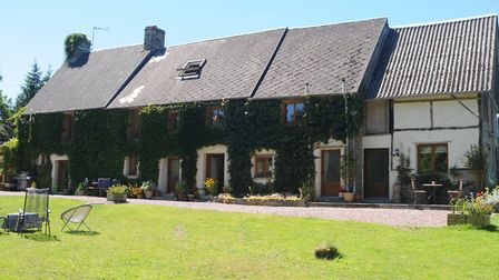 Rural farmhouse in Calvados from My French House