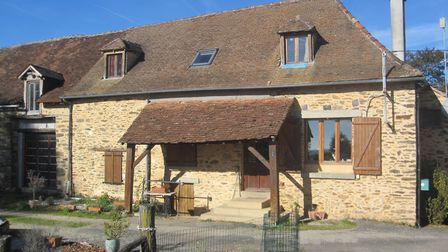 Traditional farmhouse in Correze from Limousin Property Agents