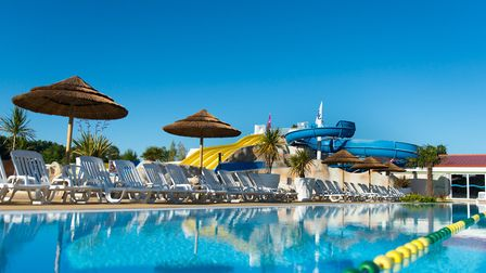 There are amazing swimming pool complexes at Siblu campsites © Siblu