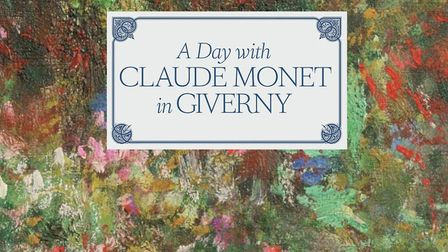 Enter our competition for your chance to win a copy of the book A Day With Claude Monet in Giverny