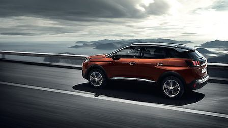 Lease a brand new Peugeot © Auto Europe