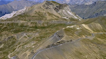 La Bonnette mountain pass in the Alps is serious roadtrip material ©ThinkstockPhotos