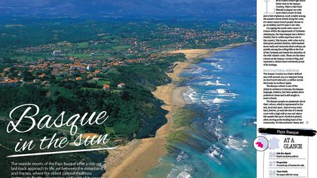 In the June issue of Living France we discover what life is like in Pays Basque