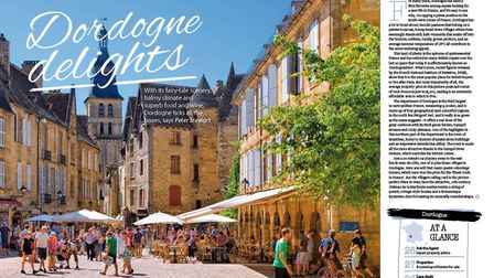 Find out why Dordogne is still a firm favourite with expats in the July issue of Living France