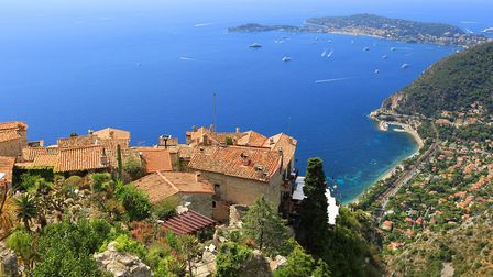 Bono and his bandmate co-own a property in Eze-sur-Mer © motimeiri / Thinkstock