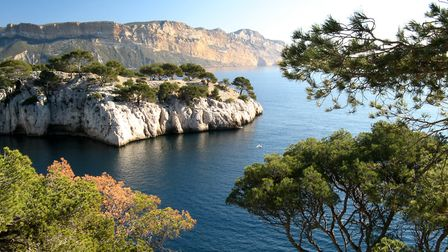 The Calanques National Park © Dreamstime