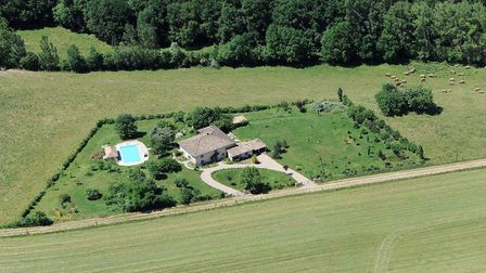 Newly renovated country house in Tarn from My French House