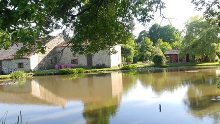 Character farmhouse in Charente from Actous Immobilier