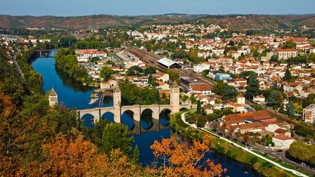 Cahors in Lot © Pase4 / Dreamstime
