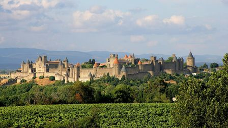 Medieval Cite of Carcassonne