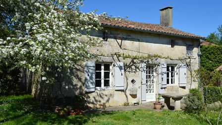 House with two gites in Charente from Properties in Charente