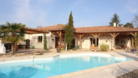 Recently built house near Chalais in Charente from Charente Immobilier