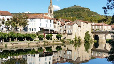 Living in St Antonin Noble Val all year-round © Maison Belmont