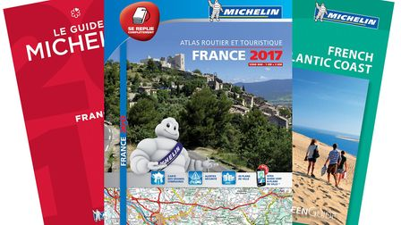 Win a selection of Michelin guides