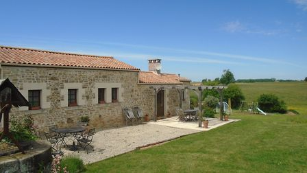 Attractive and affordable house in Vendée