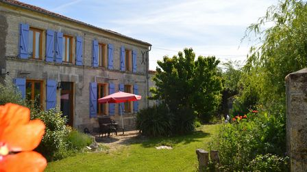 Plenty of character in this grand house in Charente