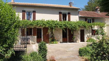 Three-bed village house in Vienne from Leggett Immobilier