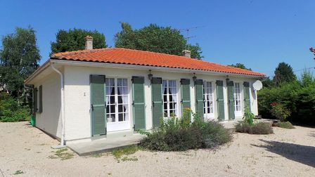 Two-bed bungalow in Charente from Charente Immobilier