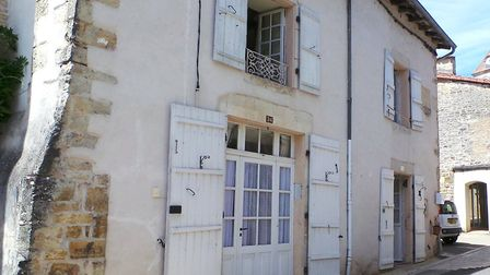 Three-bed village house in Charente from Charente Immobilier