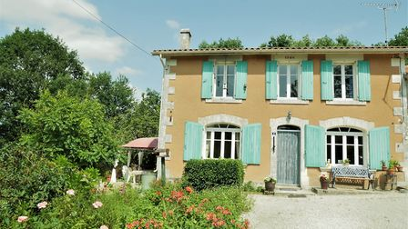 Three-bed house in Charente from Leggett Immobilier