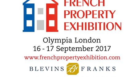 French Property Exhibition at London Olympia, 16-17 September 2017
