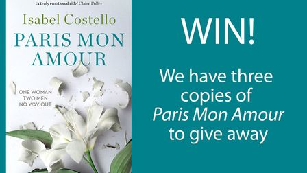 Win a copy of Isabel Costello's novel Paris Mon Amour with French Property News