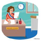 Ian Moore learns that you should always check with the mayor before starting a business in France (c