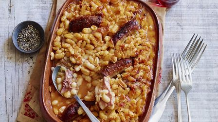 Cassoulet in Occitaine © Snap and Stir