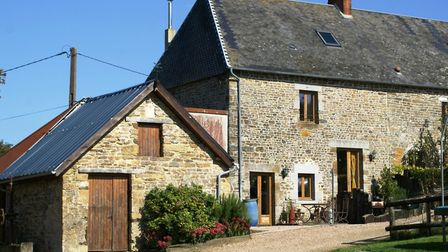 Eco-Gites of Lenault in Normandy