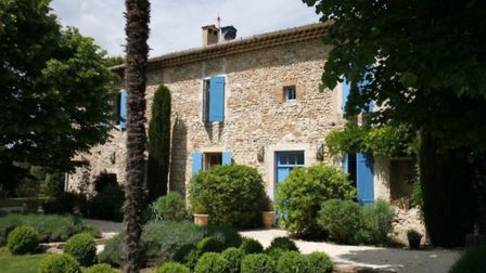 A restored farmhouse with heaps of character in Drôme
