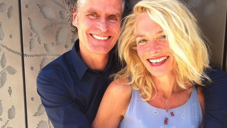 Henk-Jan and Marjoleine love the tranquillity of living in the Cévennes National Park